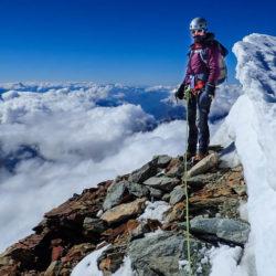 Alone On Matterhorn