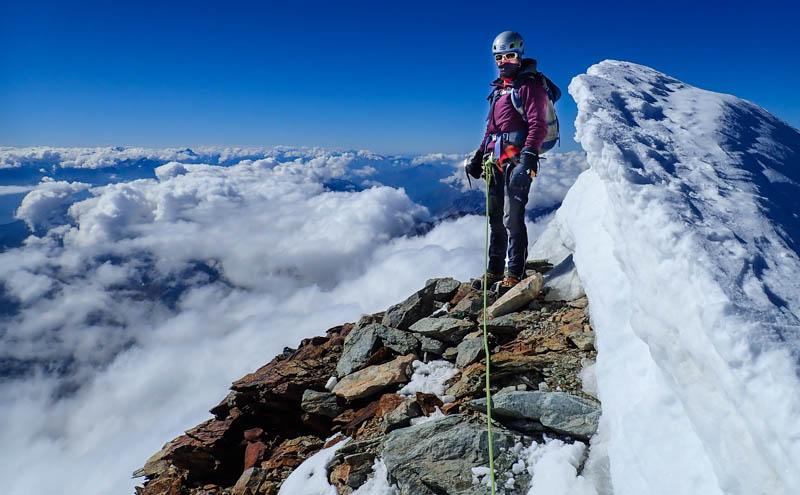 Alone On The Matterhorn