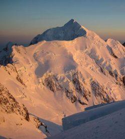 Climb Mt Tasman With Alpine Dreams Guiding