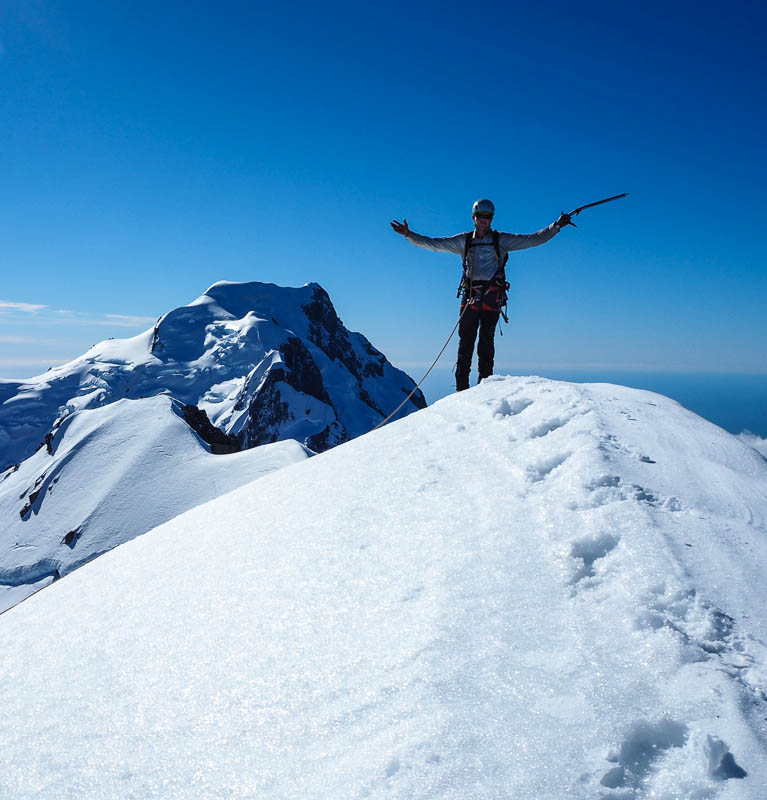 Climb The Milford Mountains: Mt Madeline