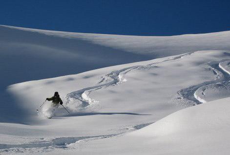 ski touring NZ