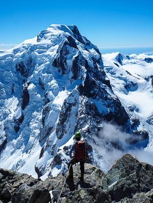 Climb Milford Mountains With Alpine Dreams Guiding