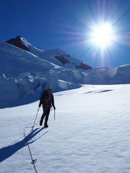 glacier travel courses