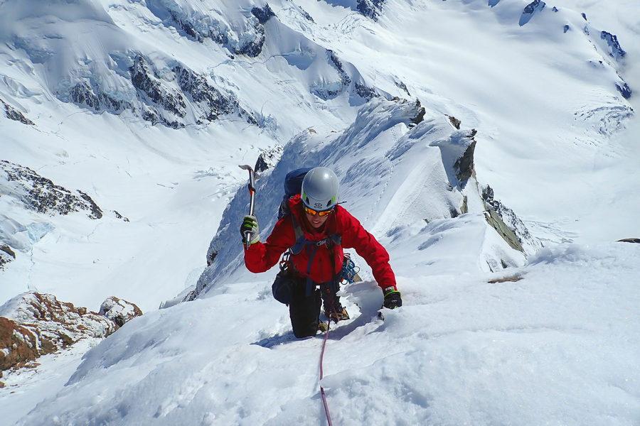 Climb Aoraki MtCook