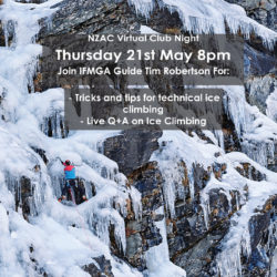 Technical Ice Climbing
