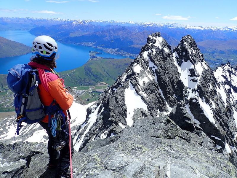 Climb Mt Tasman