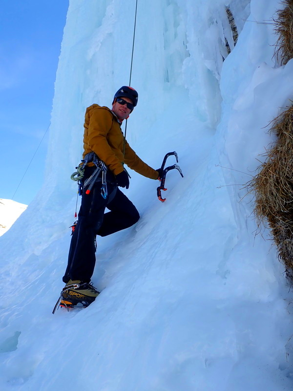 ice climbing courses