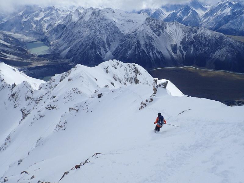 Ski Mountaineering New Zealand