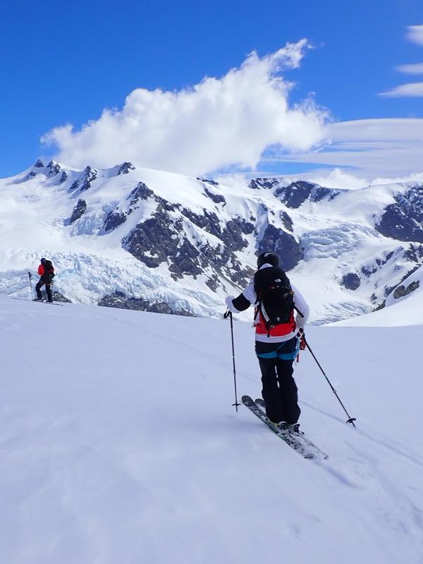 Ski Touring Tai Poutini Westland National Park